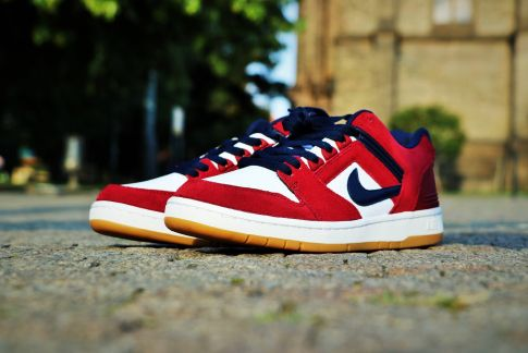 BOTY NIKE SB AIR FORCE II LOW