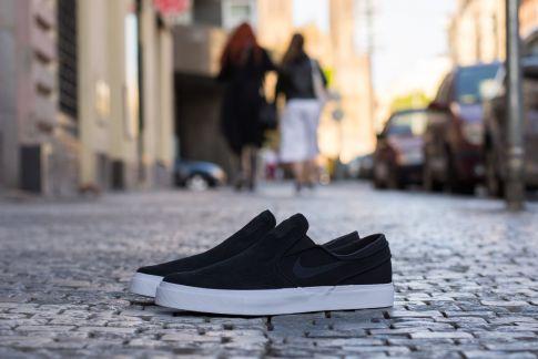 Botky NikeSb Janoski Slip
