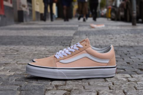 Broskvové Vans Old Skool