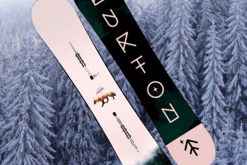 Dámský snowboard Burton Snowboards Yeasayer