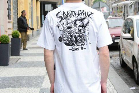 Santa Cruz skateboards s novou kolekcí tě uhrane