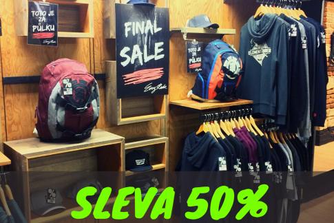 SLEVA 50%