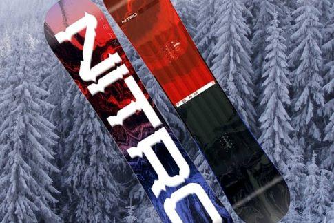 !SLEVA! - Nitro Snowboards - Team