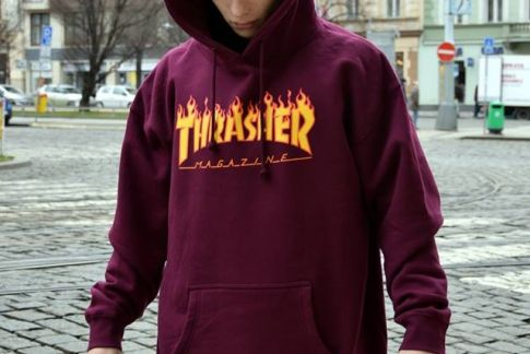Thrasher oblečení SKLADEM ♥