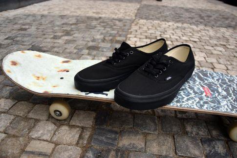 Vans Black-Black ♥
